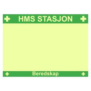 Tavle HMS stasjon